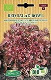 Germisem Orgánica Red Salad Bowl Semillas de Lechuga 2 g