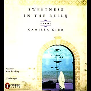 Sweetness in the Belly audiobook cover art