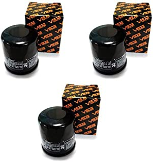 Volar Oil Filter - (3 pieces) for 2015-2016 Harley Street 750 XG750