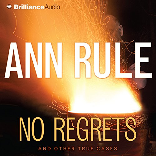 No Regrets audiobook cover art