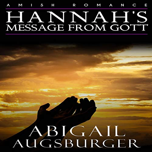 Hannah's Message from Gott  By  cover art
