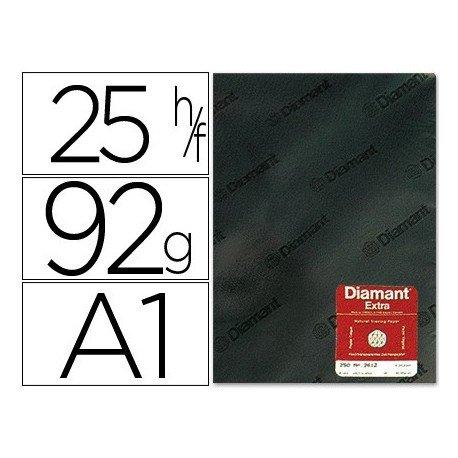 Diamant DIN-A-1 - Papel vegetal diamante, A1