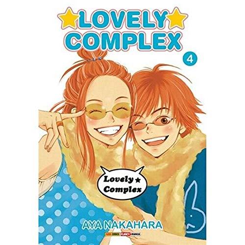 Lovely Complex - Volume 4