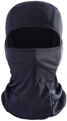 DUWOEXT Balaclava Breathable Motorcycle Face Mask Lightweight Adjustable Full Face Mask for Skiing, Cycling, Running,...