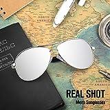 Zoom IMG-1 gqueen occhiali da sole uomo