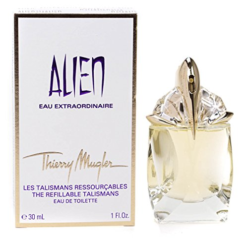 Thierry Mugler Alien Eau Extraordinaire EDT 30ml Eau de Toilette Spray für Frauen–NEU in verschweißter & leicht beschädigt Box
