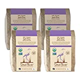Great River Organic Milling Organic Spelt Flour, 5 Pound, 4 Count