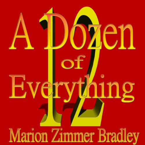 A Dozen of Everything audiobook cover art