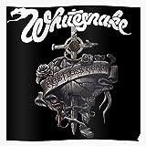 Sconosciuto Purple Deep Whitesnake Band Dokken Lizzy RATT