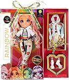 Rainbow High Bambole alla Moda da Collezionare-Abiti Firmati, Accessori e Piedistallo-2 Co...