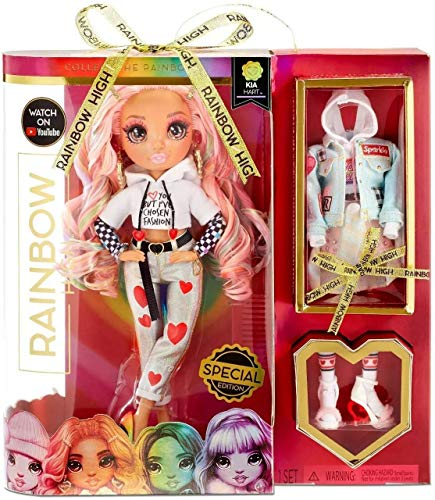 Rainbow High Fashion Doll-Kia Hart, 422792-INT