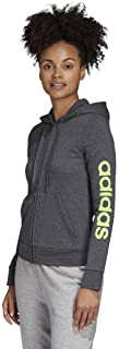 adidas Women's Essentials Linear Full-Zip