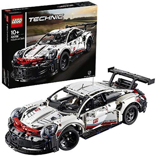LEGO® Technic Porsche 911 RSR Jeu voiture, 10 Ans et Plus, 1580...