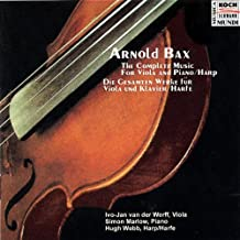 The Complete Music for Viola and Piano/Harp