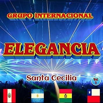 Santa Cecilia (Vol. 5)