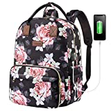 Lunch Backpack Insulated Cooler Backpack Lunch Box Laptop Backpack for Women