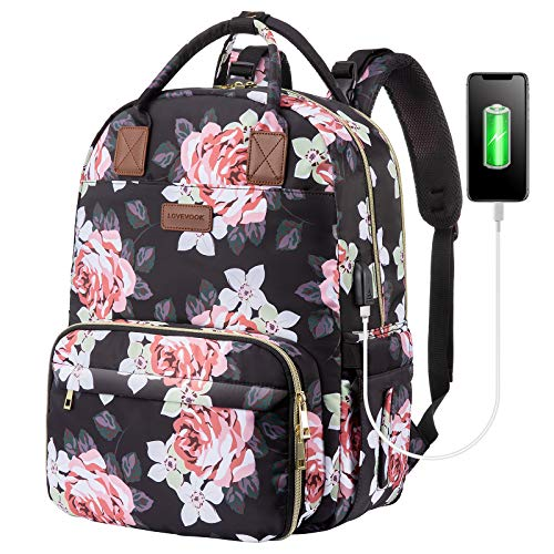 Lunch Backpack Insulated Cooler Backpack Lunch Box Laptop Backpack for...