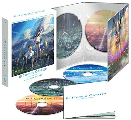 Oferta de El Tiempo Contigo - Edición Coleccionista [Blu-ray]
