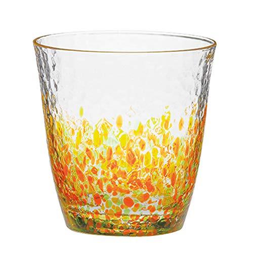 東洋佐々木ガラス ロックグラス 水の彩 オンザロック 陽の彩 食洗機対応 日本製 300ml CN17709-D03