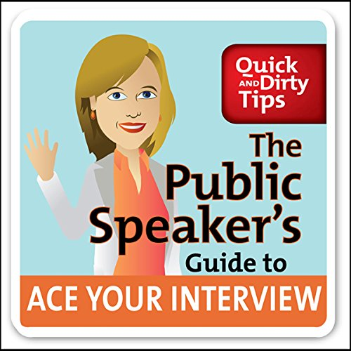 The Public Speaker's Guide to Ace Your Interview     6 Steps to Get the Job You Want              By:                                                                                                                                 Lisa B. Marshall                               Narrated by:                                                                                                                                 Lisa B. Marshall                      Length: 1 hr and 10 mins     149 ratings     Overall 3.9