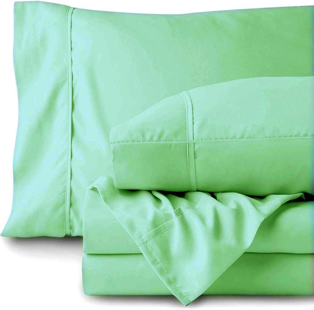 LaxLinen 500-Thread Count Bedding Sets 4PC 40% OFF Regular dealer Cheap Sale Cotton 100% Egyptian
