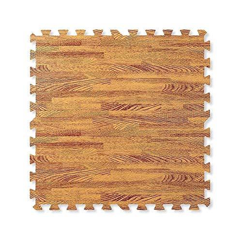 ZWJ-Mousse Tapis Nourrisson Crawling Mat Mousse Puzzle Mat Splice Enfant Crawling Mat Jeu De Bébé Pad Grande Surface Dance Studio Porter Inodore Résistant (Color : A, Size : 20pcs)