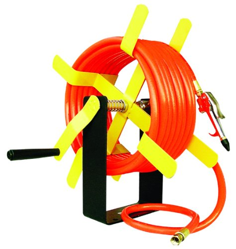 Amflo 501HR-RET Manual Hose Reel With 250 PSI 3/8