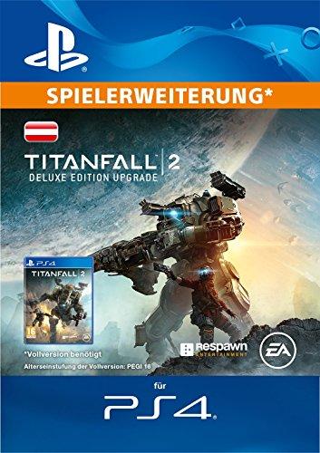 Titanfall 2 Deluxe Edition Content DLC [PS4 Download Code - österreichisches Konto]