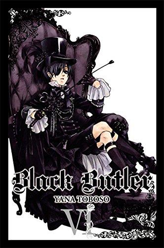 Black Butler: Vol 6
