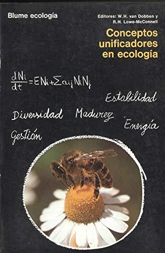Conceptos Unificadores En Ecologia