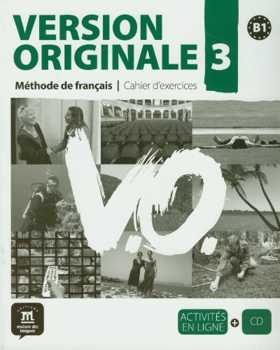 Version Originale 3: Cahier d'exercices