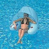 Dieser bequeme Wassersessel bietet eine gemütliche Gelegenheit zum entspannten Sonnenbaden im Wasser. Die Wasserlounge ist perfekt für Schwimmbecken, Strand, See, Meer, Swimming-Pool oder Freibad Dank der Rückenlehne und der breiten Sitzfläche sitzt ...