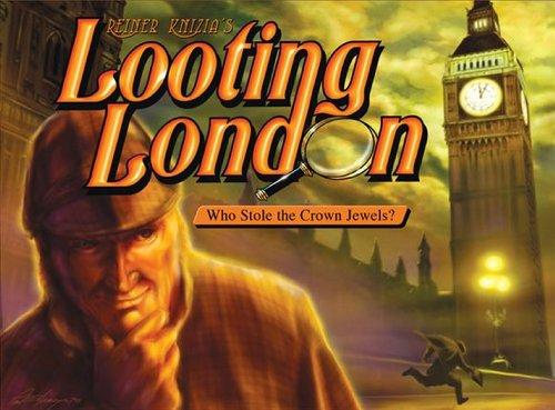 Unbekannt Gryphon Games 1172 - Looting London