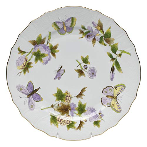 Herend China Royal Garden Porcelain Dinner Plate