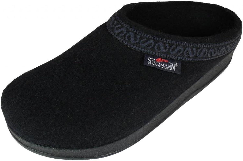 Stegmann Women's Wool-Flex Clog L108p Black