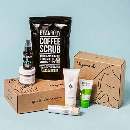 Vegancuts 100% Vegan Beauty Subscription Box Designed To Make You Look And Feel Your Best Montana