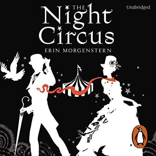 The Night Circus audiobook cover art