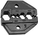 Die Set, Hex Crimp RG59, RG6, RG62 for VDV200-010 Replacement Ratcheting Crimping Frame Klein Tools VDV211-041