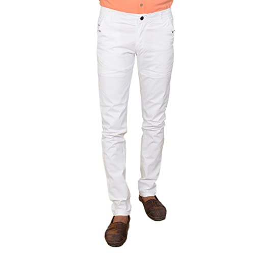ae29c2f9b40f Culture Casual Trousers for Men Slim Fit - Cotton Trouser for Men - Cotton  Pants for