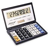DEWIN Mini calculadora Plegable portátil, Herramienta de cálculo básica para la Oficina de Estudiantes