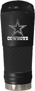 Great American Dallas Cowboys 24oz Stealth Draft Beverage Tumbler