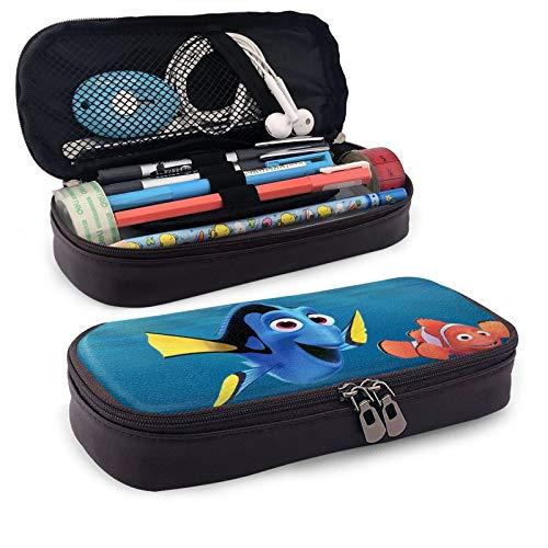 Finding-Nemo - Bolsa de herramientas pequeña con cremallera, organizador de suministros portátiles para estudiantes y niños