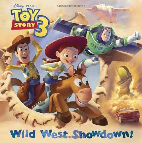 Wild West Showdown! (Disney-Pixar 8x8 Pictureback Books)
