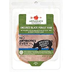 Applegate, Natural Uncured Black Forest Ham, 7oz