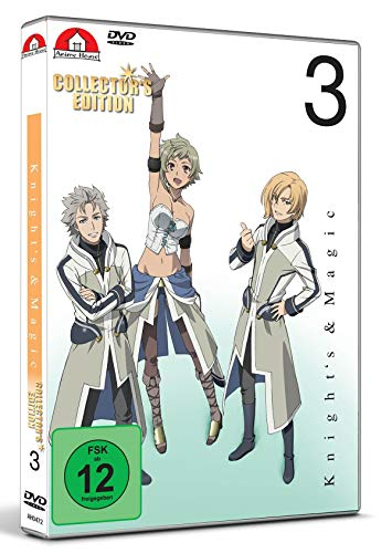 Knight's & Magic - Vol.3 - [DVD] Collector's Edition