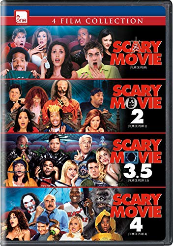 Scary Movie Franchise Coll