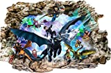 Interpaw Drachenzähmen leicht gemacht Cartoon Smashed