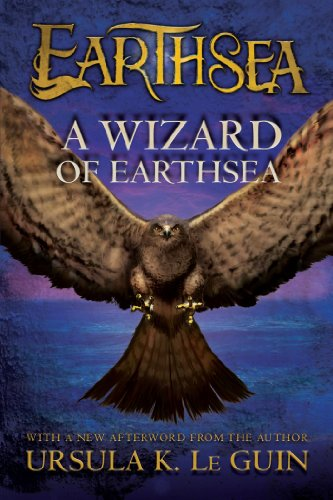A Wizard of Earthsea (The Earthsea Cycle Series Book 1) (English Edition)