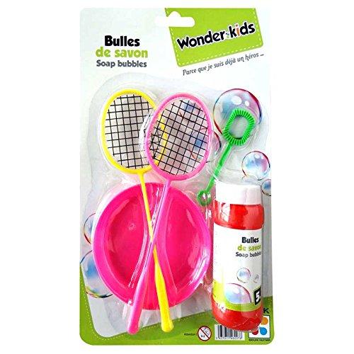Wonder Kids Bulles DE Savon-Modèle aléatoire-Livraison à l'unité, B07F22GRHC, Multicolore