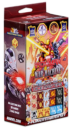 Marvel Dice Masters Iron Man & War Machine Starter